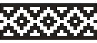 """""""Guarda pampa"""", aborigen argentina. Diseño mapuche. Símbolo llamado #CruzAndina que en las culturas andinas es el más común y que significa la eternidad de dichas culturas. Generalmente es un símbolo usado por el """"lonko"""" o jefe de una comunidad indígena."""