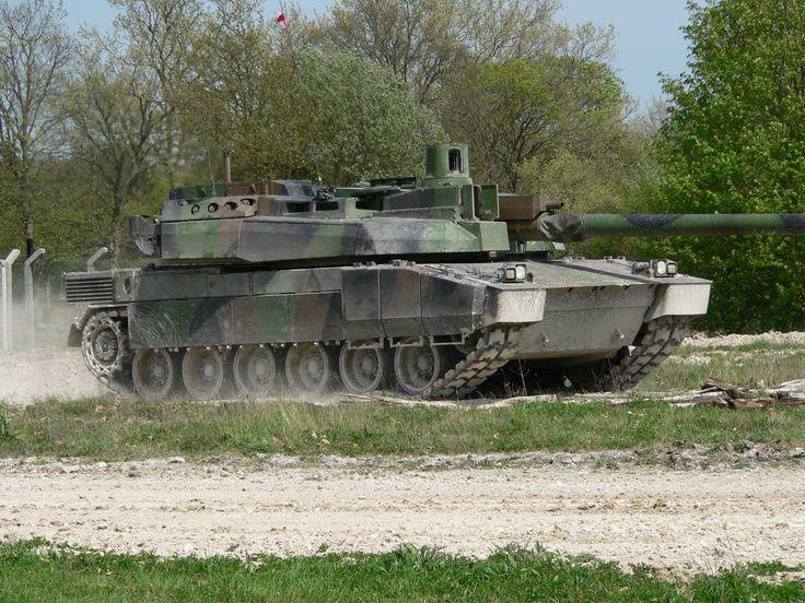 Leclerc Main Battle Tank, France world's most expensive MBT
