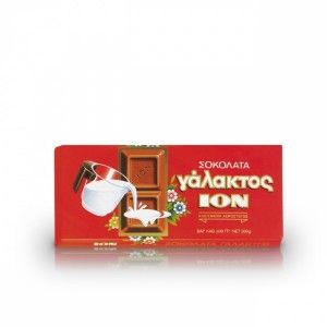 ION Milk Chocolate Galaktos 100g