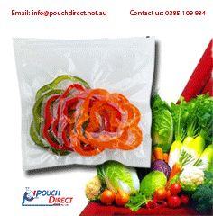 Preserve #Vegetables Using a Vacuum Sealer. #Vacuumpackaging removes air from the pouch and seals it in an airtight manner.Vacuum #packaging extends the shelf-life and helps preserve the quality of the product.