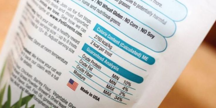 Crude protein in cat food meaning and requirement food