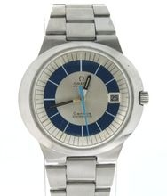 Vintage OMEGA DYNAMIC Stainless Steel Automatic Mens Watch