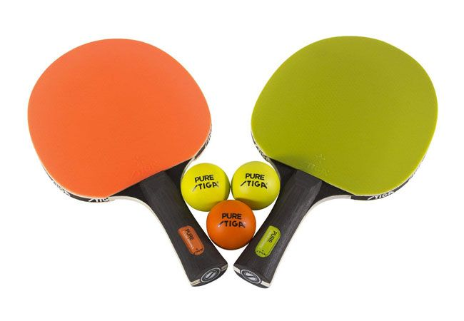 Stiga Classic 2 Player And 4 Player Table Tennis Sets Table Tennis Set Pure Products Table Tennis