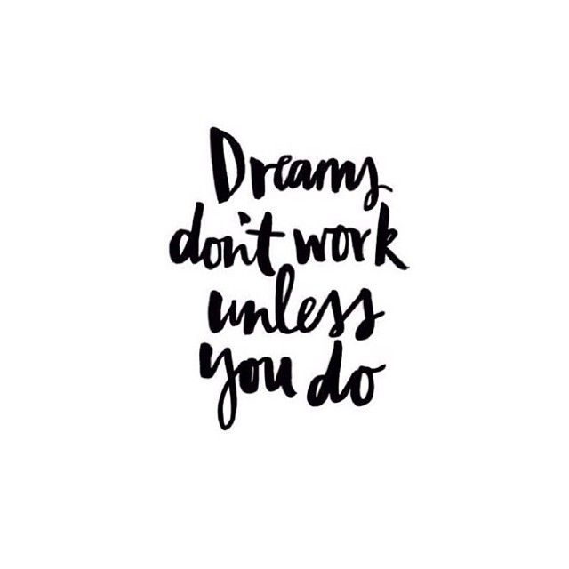 Hope your Monday is treating you well xxx #dreams image via @nadinebanks