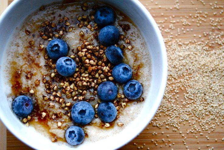 J'ai toujours aimé les petites graines… Je me gave de chia depuis des années, j'aime aussi le quinoa et le kaniwa, mais c'est pendant ma grossesse que j'ai commencé à…
