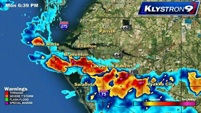 Tampa Bay Weather Radar - Klystron 9 - Bay News 9   Bay News 9  Another evening of storms in Bradenton 7-15-13