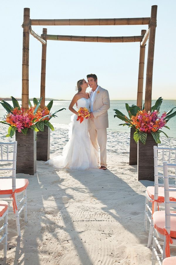 Royal Bahamian Wedding! Beautiful!  Contact gretchen@destinationsinflorida.com for more information on your destination wedding!