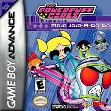 Powerpuff Girls Mojo Jojo A-Go-Go - Game Boy Advance Game