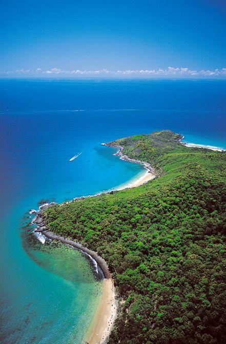 Stunning Tea Tree Bay at Noosa Headland, Sunshine Coast, Qld.