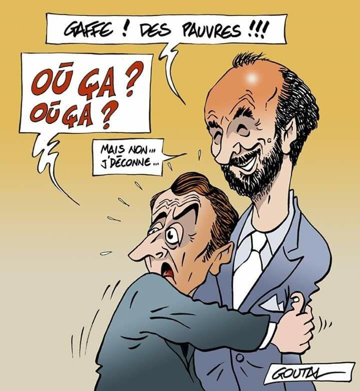 """Résultat de recherche d'images pour """"Macron  pauvre"""""""