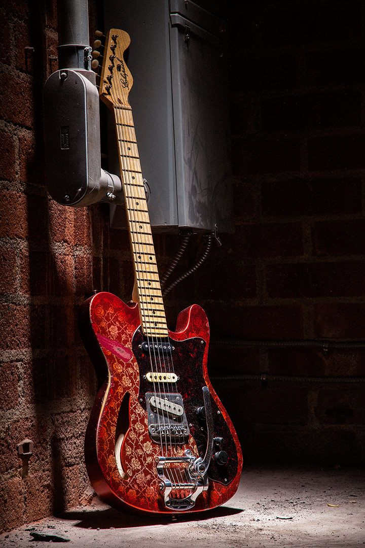 Echopark®Guitars-Models/Clarence Rose Serie™