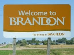 Welcome to Brandon, Manitoba