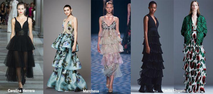 Многоярусные платья и сарафаны. Рюши, оборки и кружева - современный взгляд на многоярусные наряды Викторианской эпохи.