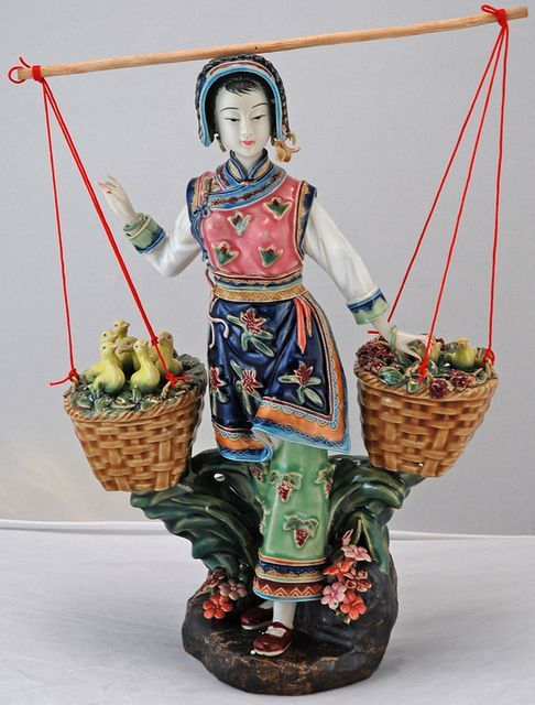 Images about chinese porcelain figurines on pinterest