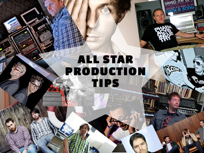 30 all star production tips