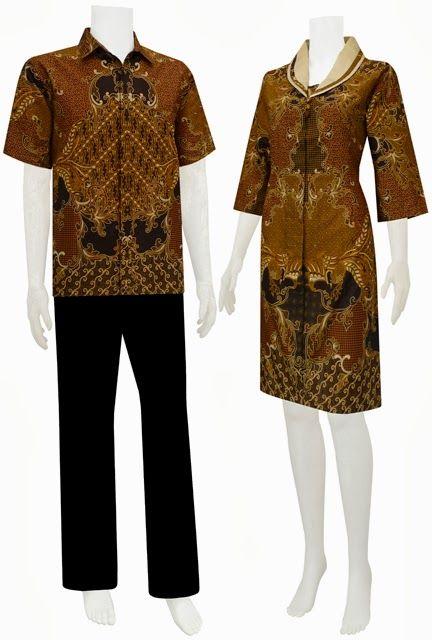 35 best Style Batik Couple images on Pinterest  Batik couple