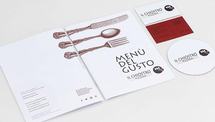 #Biancoflash Master and Premium #Favini - Coordinato Il Chiostro pizzeria / © Freskiz Comunicate @freskiz - Find more on #Biancoflash http://www.favini.com/gs/en/fine-papers/biancoflash/features-applications/ - Share it on Twitter https://twitter.com/favini_en/status/532125102822137857