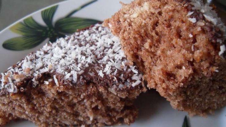 Torta Nutella e cocco veloce - Ricette Bimby