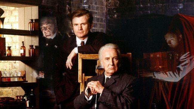 20 крутых детективных сериалов