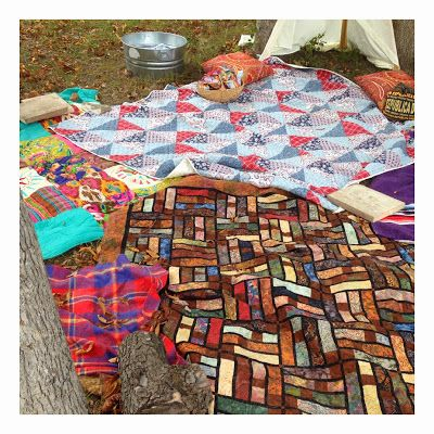 16 best quilt camping images on pinterest glamping go for Craft cocktail gift set