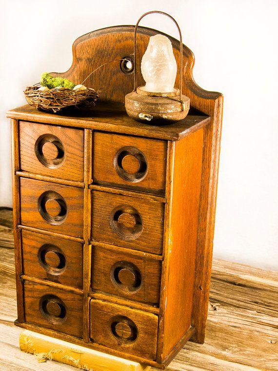 Antique spice cabinet apothecary. - 134 Best Antique Spice Boxes Images On Pinterest Prim Decor