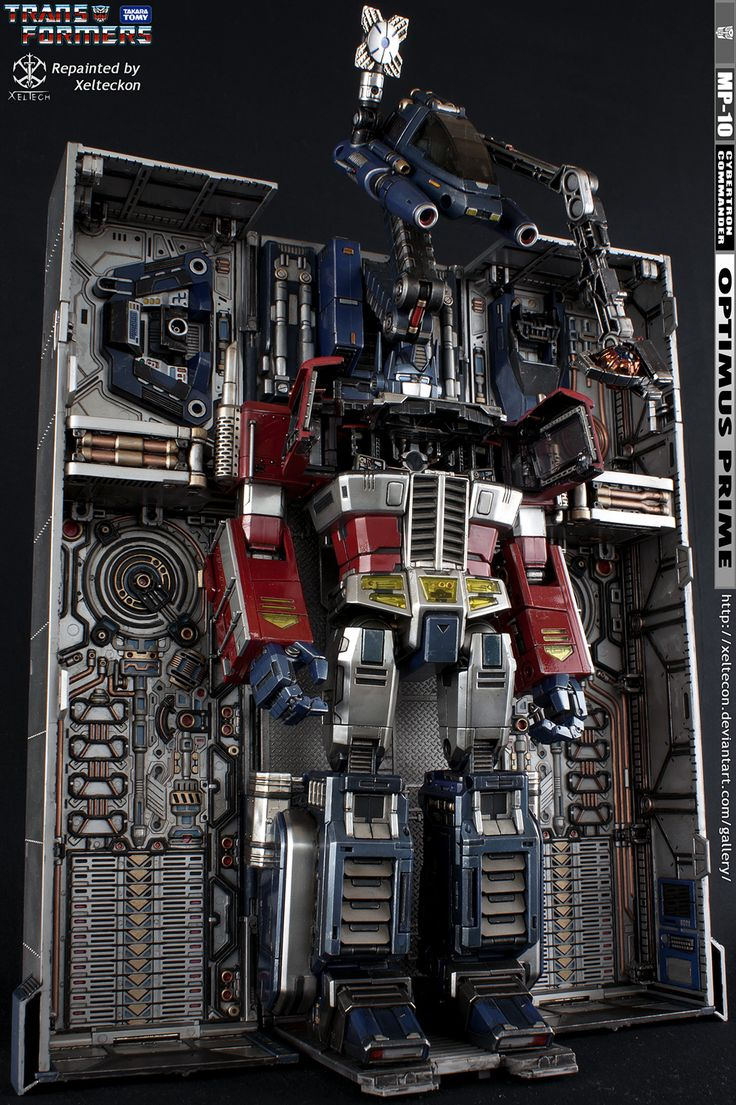 Totally awesome mp 10 optimus prime full repaint pic heavy xtrepaint_mp10_optimus_f2012_12