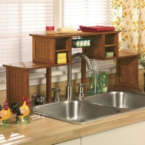 Kitchen Sink Shelf Organizer: Best 20+ Sink Shelf Ideas On Pinterest