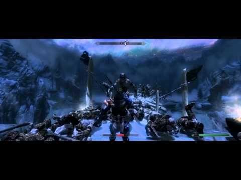 The Elder Scrolls 5 Skyrim - Maximum Drive - YouTube