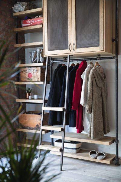 Industrial Storage | Modern Wood Furniture - Union Wood Co.
