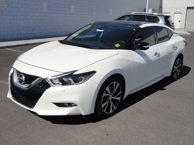 New 2017 Nissan Maxima Platinum 4dr Car for sale - only $39,105. Visit United Nissan in Las Vegas NV serving North Las Vegas, Henderson and Paradise #1N4AA6AP9HC413552