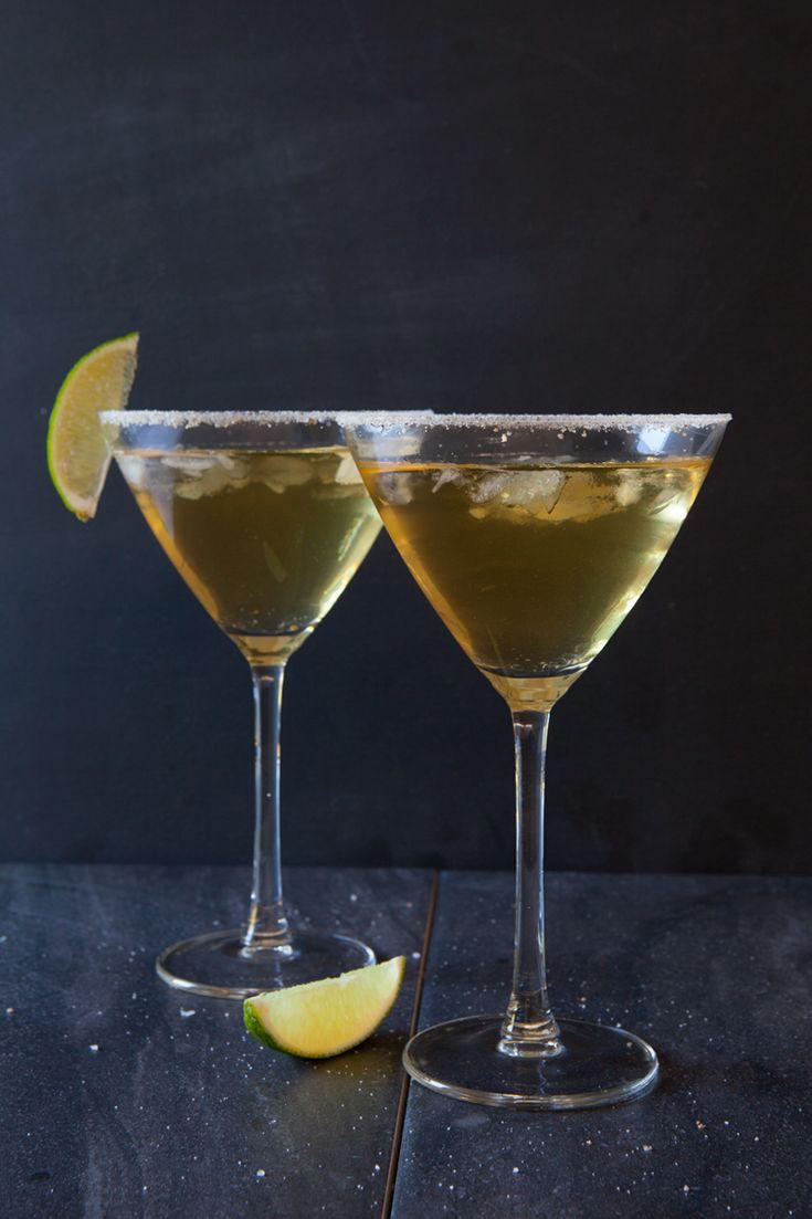 #Epicure Citron Tea Margarita