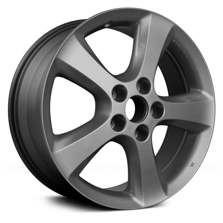 """Replace® - 17"""" Remanufactured 5 Spokes Factory Alloy Wheel"""