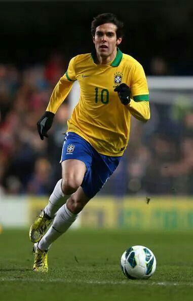 Ricardo Kaká - Eleito Melhor Jogador do Mundo pela FIFA 2007. (Valeu Paulinho)