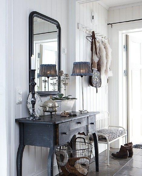 Victorian Hallway On Pinterest: 17 Best Ideas About Blue Hallway On Pinterest