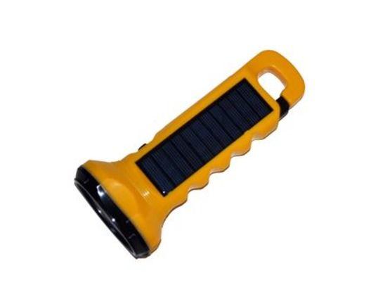 Daytech SOLAR Flashlight Led Rechargeable Camping Portable Emergency Keychain  #Daytech