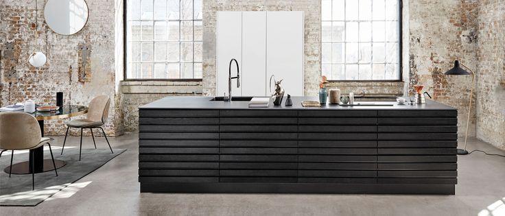 Natur og design møtes i en følelse av orden og skjønnhet. Mano Cima er en hyllest til klassisk dansk design og bringer energien fra naturen inn på kjøkkenet.