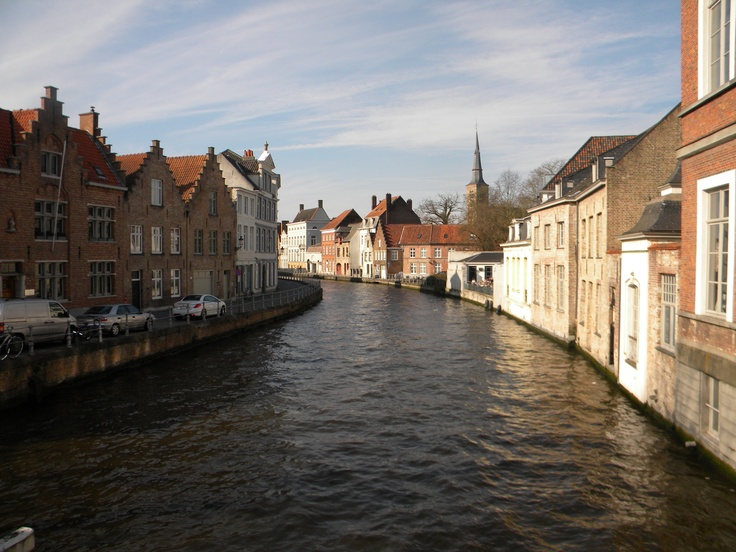 It seems similar to Venice, isn't it?