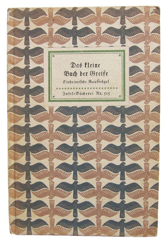 Design is fine. History is mine. Field Guides, Little world of mushrooms, gemstones and raptors, 1930s. Insel Verlag Leipzig, Germany. Via Mrs. Easton
