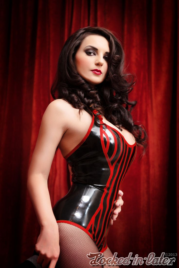 kinky Latex Outfits