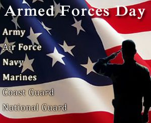 what is the meaning of Arm Forces Day | Armed Forces Day - Saluting Our Armed Forces from PlumbingSupply.com®