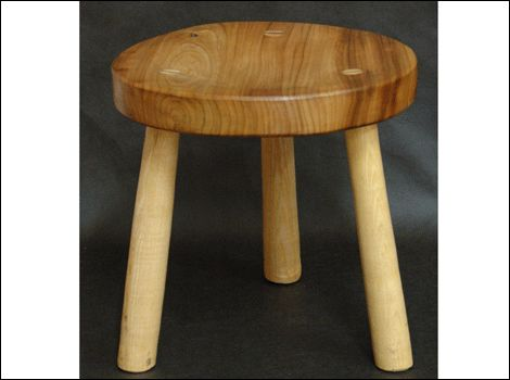 Three Legged Stool Amazing Design