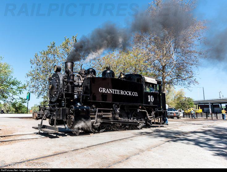 Railpictures Net Photo 10 Granite Rock Company Steam 0 6 0 At Sacramento California By Jeff