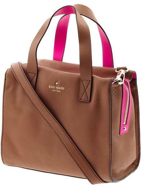 Kate Spade Brightspot Avenue Little Kennedy #Bag in Pink I need this in my life please