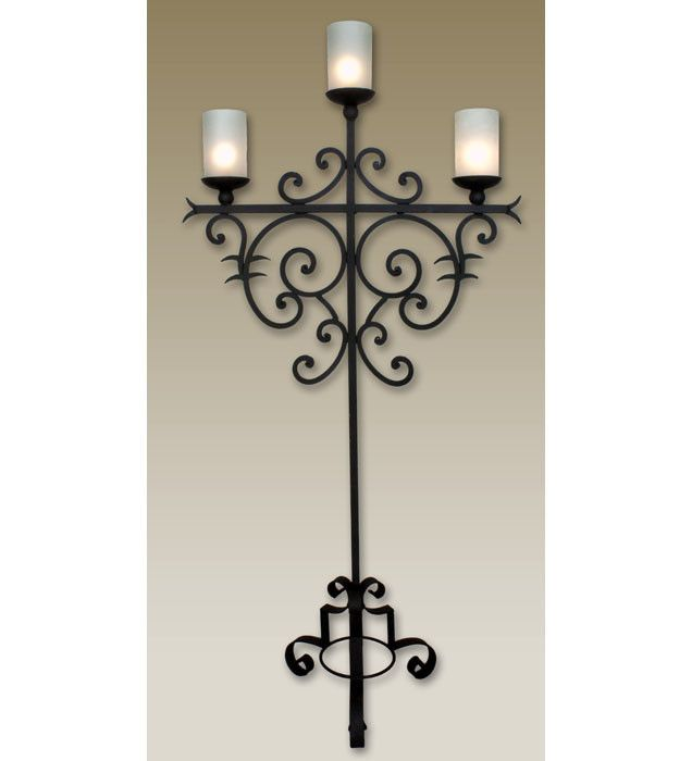 Candelabra Floor Lamp Floor Candelabra W Forged Scroll  Floor Candelabra And Products