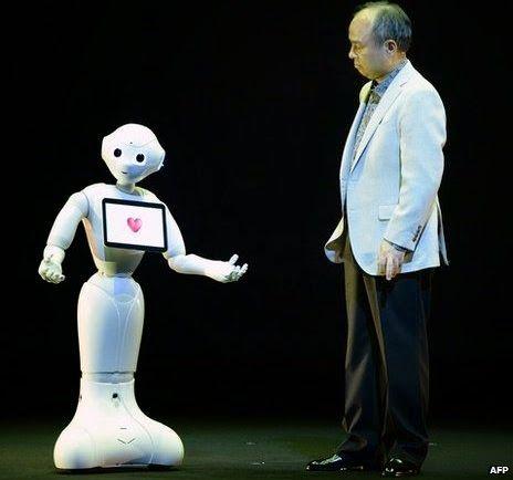 Επιστημονικά και Τεχνολογικά Νέα: Εταιρία ξεκινάει πωλήσεις προσωπικών Ρομπότ την επόμενη χρονιά!