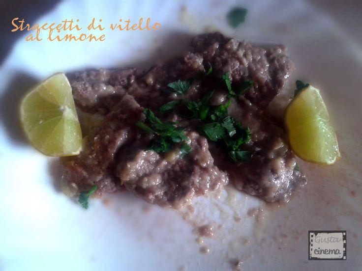 Gli straccetti di vitello al limone sono un gustoso, leggero e delicato secondo piatto. Una ricetta facile e veloce da preparare. Pronti in soli 20 minuti, un ottimo salvacena!