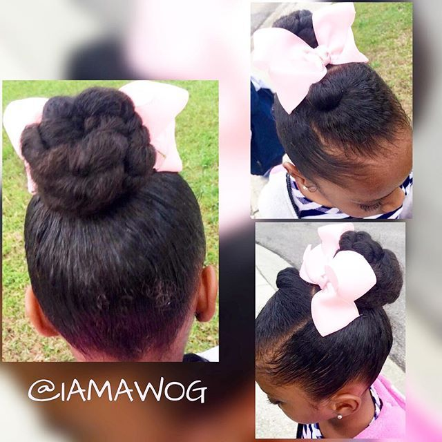 Quick And Easy Natural Hairstyles For Kids Fashion Dress