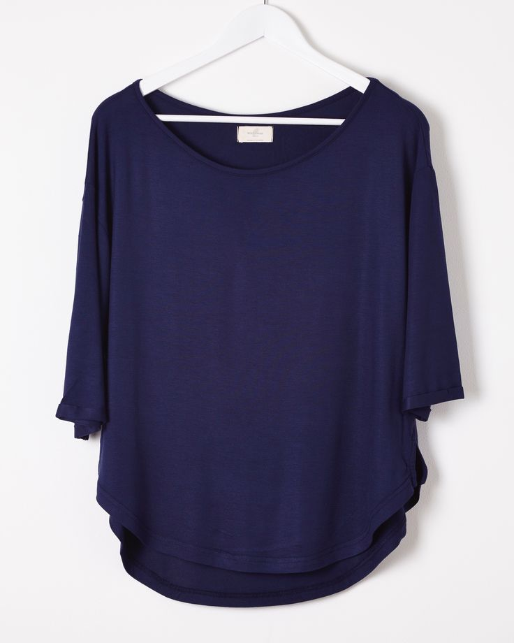 The Basic Slouch Top