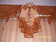 Мастер-класс пошив штор