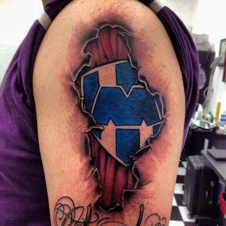 Tattoo CF Monterrey